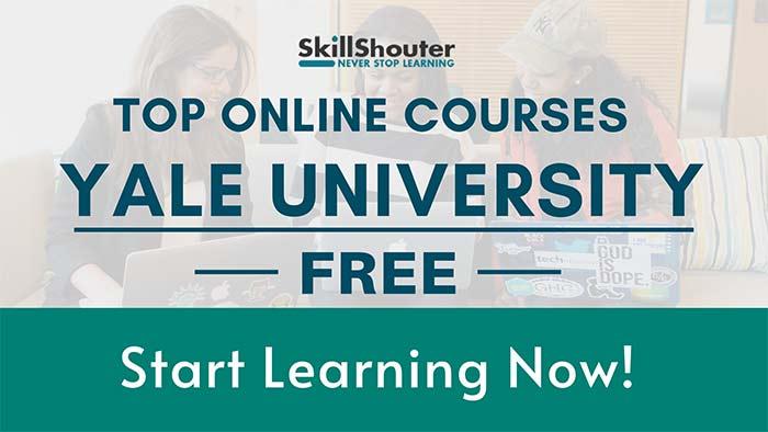 yale university courses online